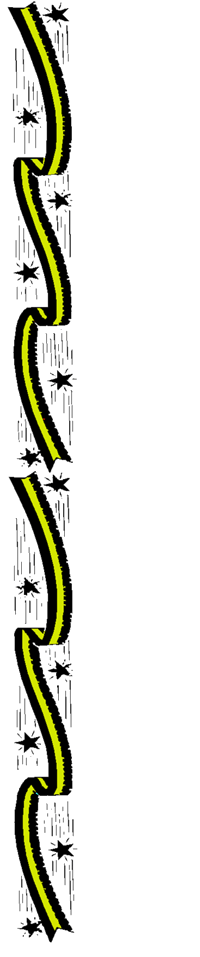 Ribbon Streamer