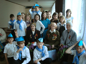 Lugansk Students